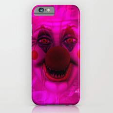 Cotton Candy Clown Slim Case iPhone 6s
