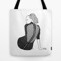 LA FEMME 13 Tote Bag