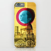 A Childhood Journey Betw… iPhone 6 Slim Case
