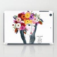 A Beautiful Mind iPad Case