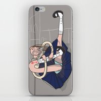 Un Grito de Dolor iPhone & iPod Skin