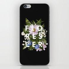 Florescer iPhone & iPod Skin