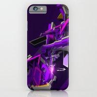 3d graffiti - Bar iPhone 6 Slim Case