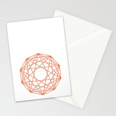 Decagon Stationery Cards
