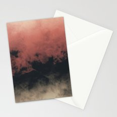 Zero Visibility Dust Stationery Cards