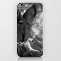 iPhone & iPod Case featuring Grab my hand by Michelle Chavez