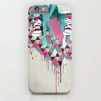 iPhone & iPod Case featuring Jump by Ariana Perez