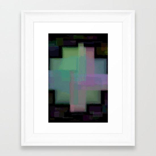 Colors#1 Framed Art Print