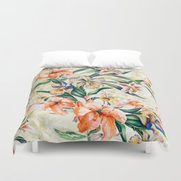 Duvet Cover - RPE Seamless Floral III - RIZA PEKER