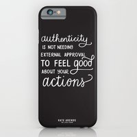 Authenticity // The Live… iPhone 6 Slim Case
