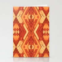 Rusty One Stationery Cards