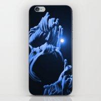 Digital Anemone iPhone & iPod Skin