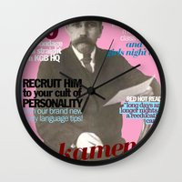 COSMARXPOLITAN, Issue 11 Wall Clock