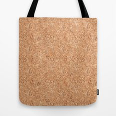 Real Cork Tote Bag
