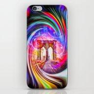 New York Brooklyn Bridge… iPhone & iPod Skin