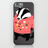 iPhone & iPod Case featuring Badgest by tenso GRAPHICS
