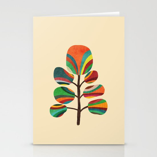 Exotica Stationery Card