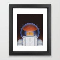 Exploration Framed Art Print