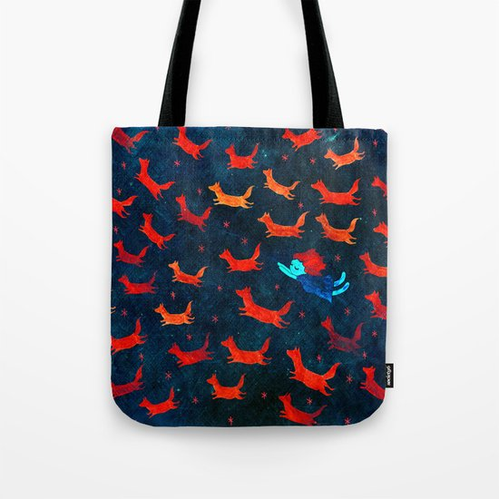 moved Tote Bag