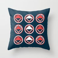 Identical Throw Pillow