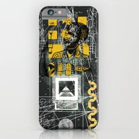 iPhone & iPod Case featuring Fome Do Cão (Hungry As Hell) by Guilherme Lepca