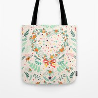 Nature Pattern Tote Bag