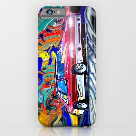 87  Pro Ford Mustang GT iPhone & iPod Case