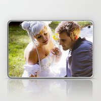 Sailor Moon - Princess Serenity and Prince Endymion  Laptop & iPad Skin