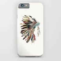 Native Headdress iPhone 6 Slim Case
