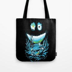 Cave-ities Tote Bag