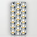 NGWINI - penguin love pattern 4 iPhone & iPod Skin