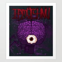 Brainy Art Print