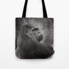 Gorilla. Silverback. BN Tote Bag