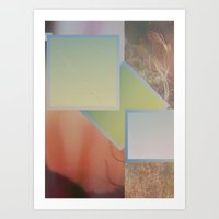 Show That You Are Art Print
