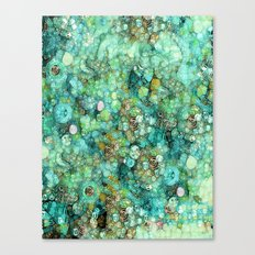 Mermaids Only Canvas Print