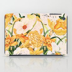 Wordsworth  and daffodils.  iPad Case