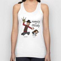 Nancy And Freddy Unisex Tank Top