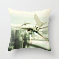 AIR.DCX009 Throw Pillow