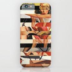 Glitch Pin-Up Redux: Lindsey Slim Case iPhone 6s