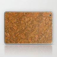 Laptop & iPad Skin featuring Terrific Plaster, Terra by MehrFarbeimLeben