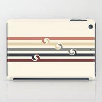 Vintage Beach iPad Case