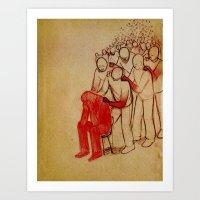 Dear Parents At Sandy Ho… Art Print