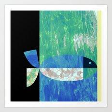 fish4art Art Print