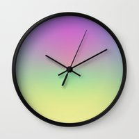TIMECODE CLOCK Wall Clock