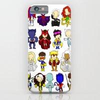 X MEN GROUP iPhone 6 Slim Case