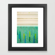 Tjuvholmen VII Framed Art Print