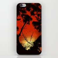 Before Sunset iPhone & iPod Skin