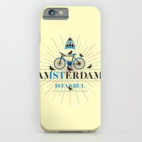iPhone & iPod Case featuring amsterdam & istanbul by creaziz