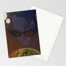 Wanda, Kisses from Planet UZU- Dawn version  Stationery Cards