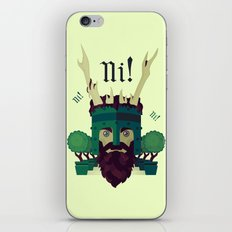 NI! iPhone & iPod Skin